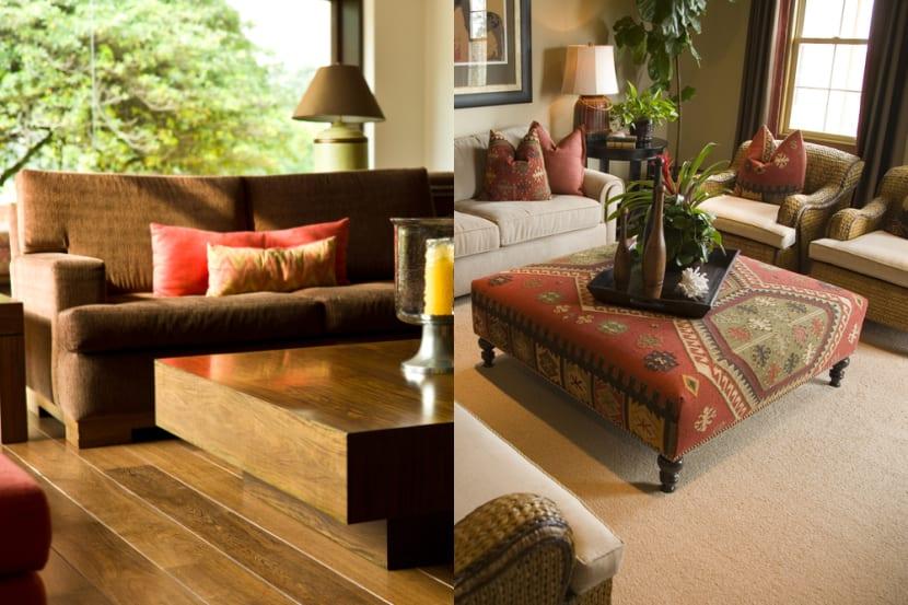 Hardwood Vs Carpeting For The Living Room