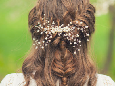35 Gorgeous Braided Wedding Hairstyles Including Tutorial Videos The Wedding Vision