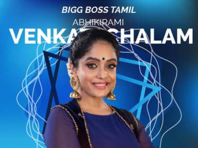 Bigg Boss 3 Tamil Voting