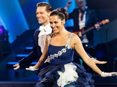 AFSTEMNING: Hvilken kjole var smukkest i Vild med dans