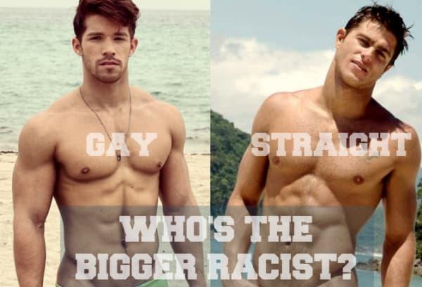 Gay male man