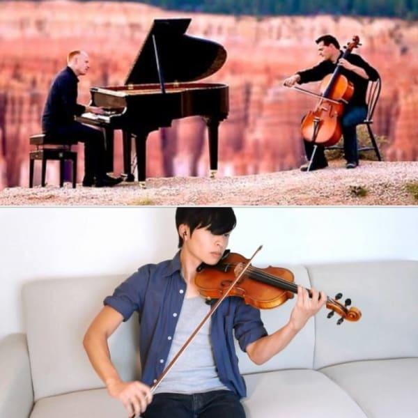 David Guetta - Titanium (Piano/Cello Cover) - The Piano Guys