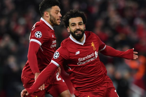 Liverpool satte malrekord