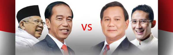 Polling Calon Presiden Dan Calon Wakil Presiden Indonesia 2019 2024 Minangkabaunews
