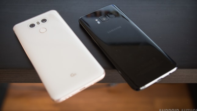 Galaxy S8 vs LG G6: Which is right for YOU? - Android Authority