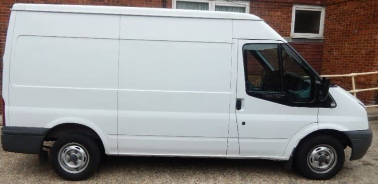 059e849ae How Much Do You Think Company Signwriting On a Medium-Sized Van Will Cost?