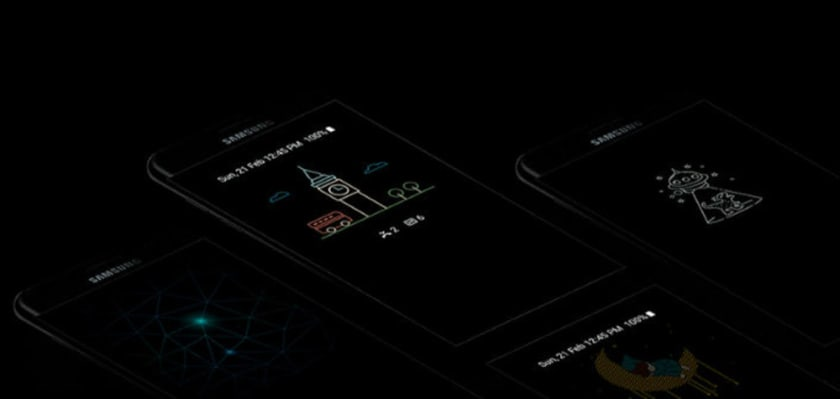 Samsung explains the Galaxy S7's Always On Display (AOD