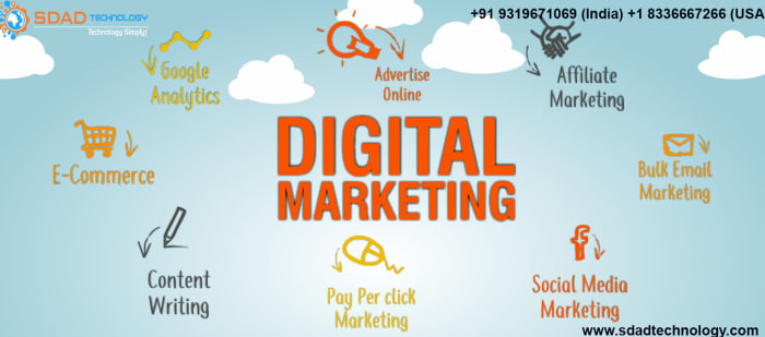 Best Services- Digital Marketing Company in Noida | SDAD Technology