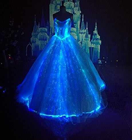 How To Maintain Light Up Prom Dresses