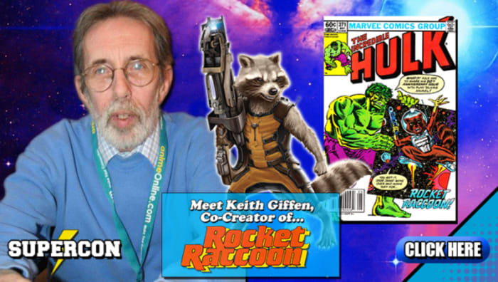 Florida Supercon is July 27-30 at the Fort Lauderdale