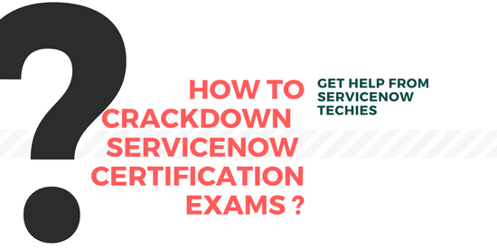 ServiceNow Admin Certification