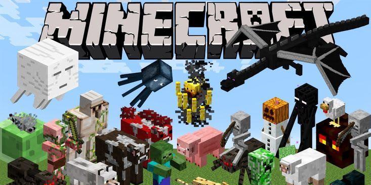 Minecraft Mobs Quiz