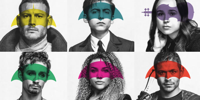 QUIZ: Which Character From Umbrella Academy Are You?
