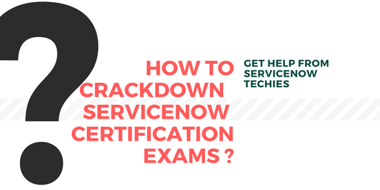 ServiceNow Certification Practice Exam - Your Training & Consulting