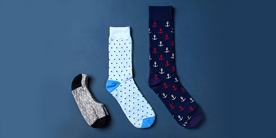 Men's Socks: The Quintessential Guide I The GentleManual