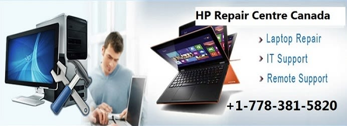 Contact HP Laptop Repair Service Center 1-778-381-5820 and
