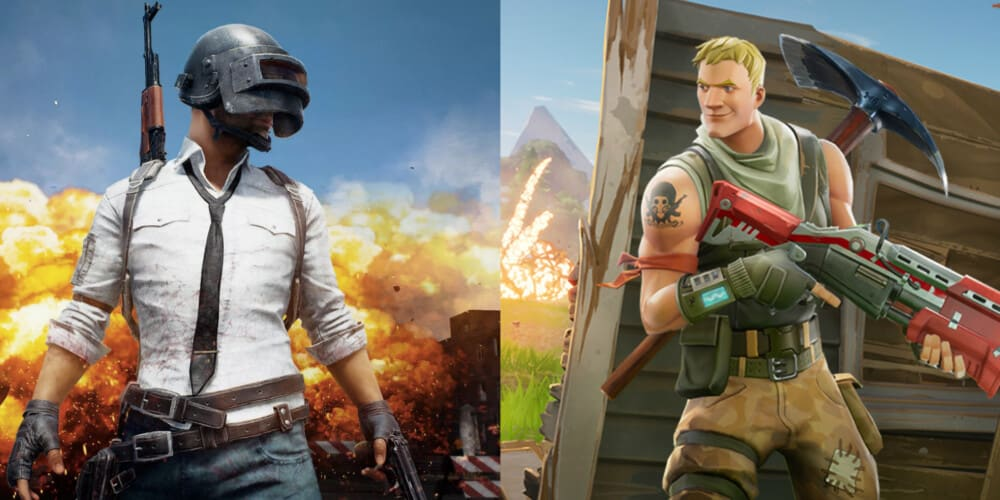 Fortnite vs PUBG: Which one is right for you?