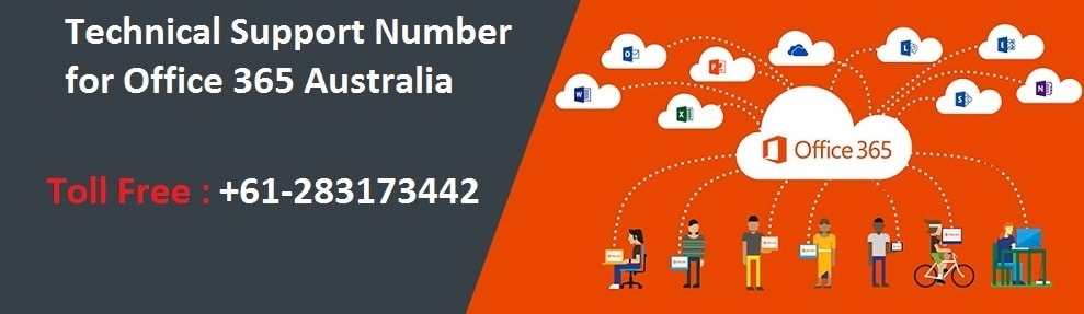 Dial Office 365 Support Number 61-283173442 Australia