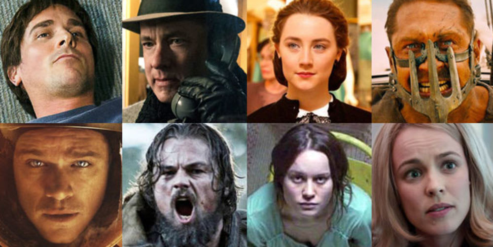 Which 2016 Best Picture Nominee Are You? << Rotten Tomatoes – Movie