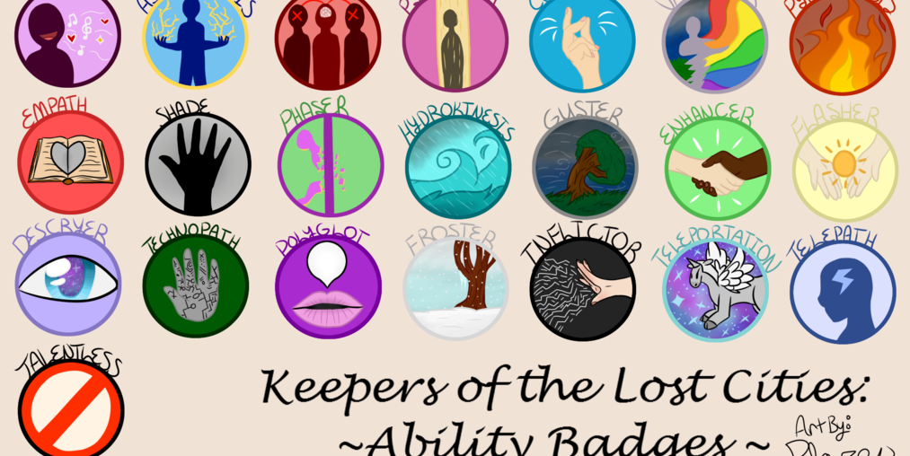 What Kotlc Ability Do You Have