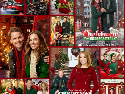 Christmas Incorporated.How Well Do You Know Hallmark Christmas Movies