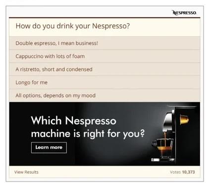 quiz maker for generating ad revenue