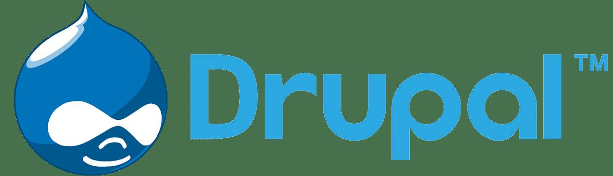 Drupal quiz logo