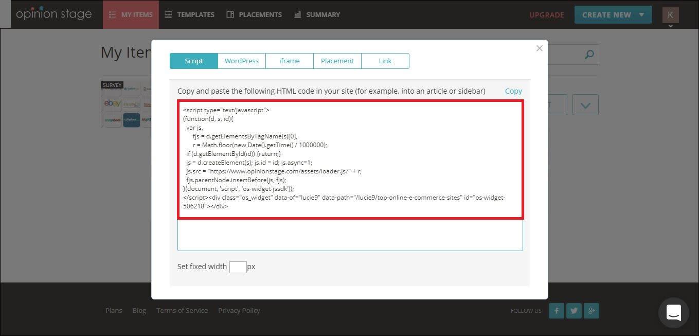 Shopify form script code
