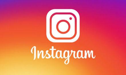 Instagram survey logo