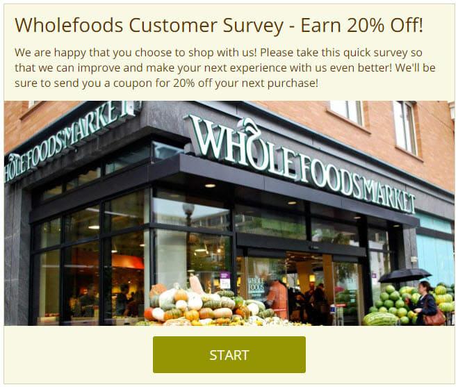 demonstrate survey engagement